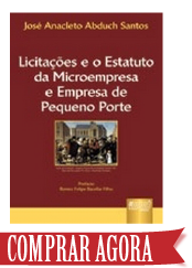 Licitações e o Estatuto da Microempresa e Empresa de Pequeno Porte